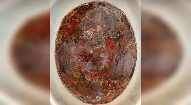 সৌদি আরব জান্নাতি পাথর হাজরে আসওয়াদের সবচেয়ে স্বচ্ছ ছবি প্রকাশ করল