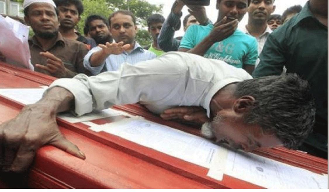 নিরবে দেশে ফিরছে প্রবাসীদের বাক্সবন্দি লাশ