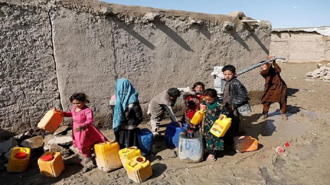 আফগানিস্তানে মানবিক বিপর্যয়ের আশংকা,অর্থ দেয়ার অনুরোধ জাতিসংঘের